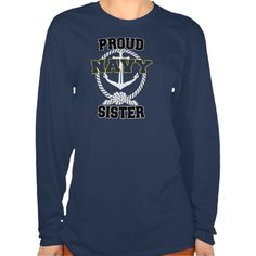 Proud Navy Sister Anchor Shirt you will get best price offer lowest prices or diccount couponeDiscount Deals Proud Navy Sister Anchor Shirt Online Secure Check out Quick and Easy. Navy Sister, Anchor Shirts, Hoodies, Sweatshirts, Navy Clothing, Fitness Models, Shirt Designs, Sisters, Sweatshirt