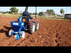 FRANCESCO MARTE - SEMINA PATATE AUTOMATICA MINIMASTER Farming, Tractors, Tech, Youtube, Mars, Potatoes, Technology