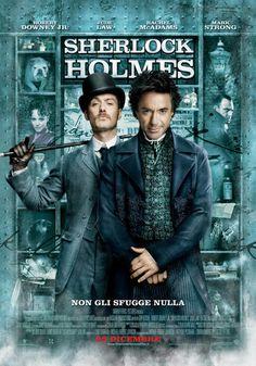 Sherlock Holmes, giovedì 18 ottobre alle 21:10 su Italia 1.