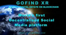 World's first Decentralised Social Media platform on Extended Reality powered by XR and Steem — Steemit Fastest Growing Industries, Global Mobile, Medium App, Know Your Customer, Mobile Advertising, Can You Help, Reward System, Blockchain Technology, Science And Technology