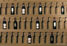 wine rack cardboard design