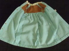 Antique French Fashion Doll Clothing Fine Wool Coat/Dress   eBay