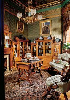 Great library idea. Loeb House, Manhattan.