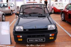 Renault 5 Alpine Turbo E30, Bmw E21, French Classic, Modern Classic, Classic Cars, Gt Turbo, Nissan Infiniti, Car Parking, Old Cars