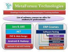 best software training center in chennai with placement  http://www.metaforumtechnologies.com/  http://www.metainstructor.co.in/  http://www.metaforumsolutions.in/
