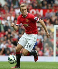 The vice captain of Man United