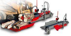 Log Splitter   TW-3SSR   Skid Steer Log Splitter   Timberwolf