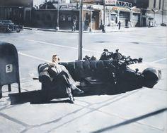 Martin Kippenberger. Untitled from the series Lieber Maler, male mir [Dear Painter, Paint for Me]. 1981