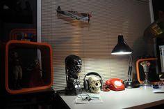 https://flic.kr/p/bXhUDv | Home Study | Desk left