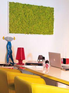 Clever Wall Planter Idea: MOSSframe by Benetti Stone    Read more at Design Milk: http://design-milk.com/clever-wall-planter-idea-mossframe-by-benetti-stone/#ixzz2D4eQtt6d