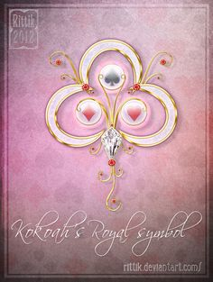 Kokoah's Royal symbol by Rittik.deviantart.com on @deviantART