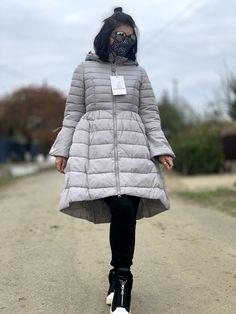 Winter Jackets, Fashion, Winter Coats, Moda, Winter Vest Outfits, Fashion Styles, Fashion Illustrations