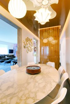 Modern Home Interior Design 2012 stylish san francisco ritz-carlton penthouse could be yours for $8