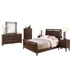 You'll love the Kaitlin Sleigh 6 Piece Bedroom Set at Joss & Main - With Great Deals on all products and Free Shipping on most stuff, even the big stuff.