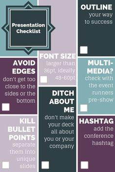 7 Dead-Simple Ways to Improve Slide Decks - Moz | The Marketing Technology Alert | Scoop.it