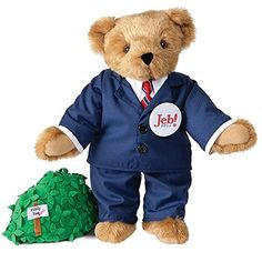 "15"" Jeb Teddy Bear Vermont Teddy Bear https://www.amazon.com/dp/B01F7XA3G0/ref=cm_sw_r_pi_dp_x_aZ9GybYWJRMC9"