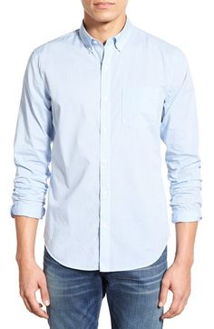 Bonobos 'Summer Weight Check' Slim Fit Sport Shirt available at -#Nordstrom-CLASSIC.
