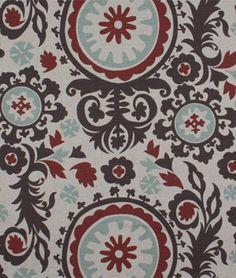 Premier Prints Suzani Nile Denton Fabric
