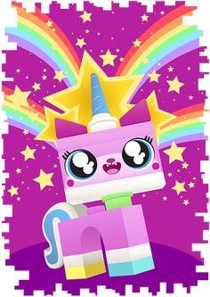 Princess Unikitty YAY by beffles.deviantart.com on @deviantART