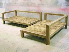 Build Your Own Outdoor Furniture - Cool Rustic Furniture Check more at cacophono. - Build Your Own Outdoor Furniture – Cool Rustic Furniture Check more at cacophonouscreati… - Diy Outdoor Furniture, Furniture Projects, Rustic Furniture, Home Projects, Outdoor Couch, Antique Furniture, Furniture Making, Furniture Layout, Bedroom Furniture