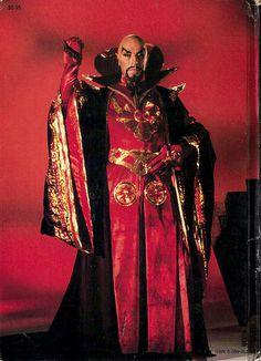 Ming the Merciless has some ideas for the solving of the Government Shutdown!  Listen to Ming!  Please Just Give Ming A Chance!