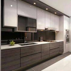 Design Room, Kitchen Room Design, Kitchen Layout, Interior Design Kitchen, Layout Design, Kitchen Decor, Kitchen Designs, Kitchen Ideas, Modern Interior