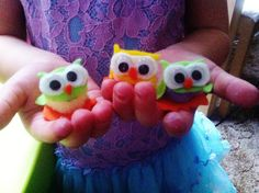 baby owl craft for kids