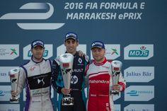 Spirit-FE Mag': ePrix de Formule E de Marrakech.
