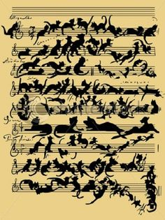 Music to purr by