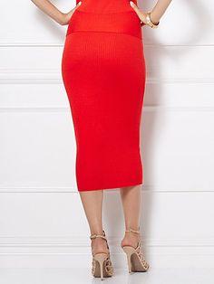 Eva Mendes Collection - Natalia Pencil Skirt  - New York & Company