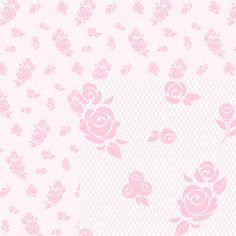 Silhouette Design Store - View Design #130913: shabby chic paper collection