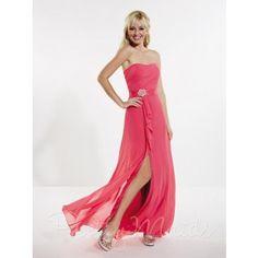 Pretty Maids Bridesmaid Dress 22559- pink bridesmaids dress