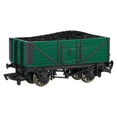 Bachmann Trains Thomas & Friends Coal Wagon With Load- HO Scale Train