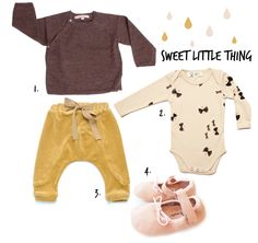 minor de:tales: Baby Girl Outfit