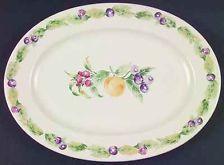 Pfaltzgraff JAMBERRY Oval Steak Platter 6117683