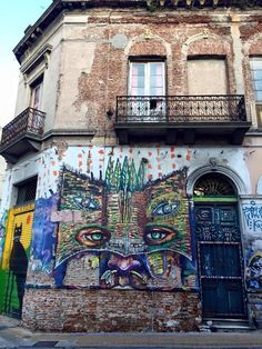 San Telmo, Buenos Aires. Photo by Dayna J. Collins.