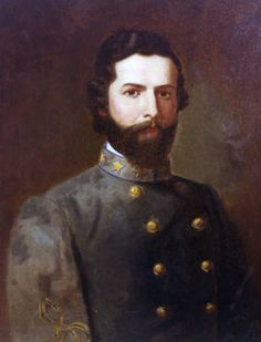 My Name Is Waller Tazewell Patton, Virginia Military Institute Class Of 1855I Died At Gettysburg While Leading My Men Towards The Union Positions On Cemetery Ridge. Part Of My Jaw Was Ripped Away By...