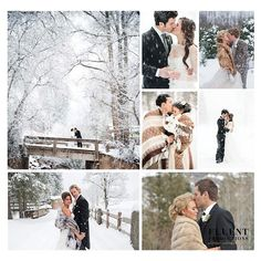 We have put together a #moodboard that seems right for the current #season. #Dreamy #winterwonderland #wedding #inspiration #bridal #portrait #weddingphoto #photoinspiration
