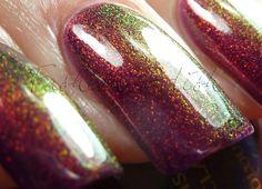 Clarins 230. AKA the holy grail of nail polish. AKA unicorn pee.