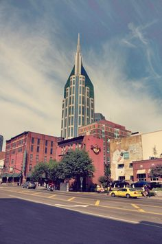 Nashville TN. Friendliest city in the US, hands-down.