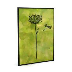 Dandelion card, Lillysnightgarden, etsy, £2