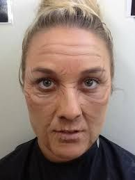 women with old age makeup - Google Search