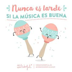 Nunca es tarde si la música es buena Mr Wonderful