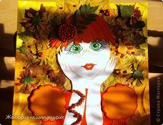 Поделка изделие Праздник осени Аппликация Осенние поделки в детский садик Листья фото 6