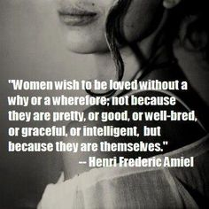 What women wish for..