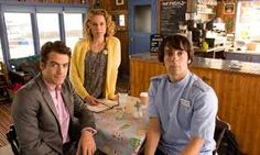 The Cafe - British TV series set in a sleepy seaside town