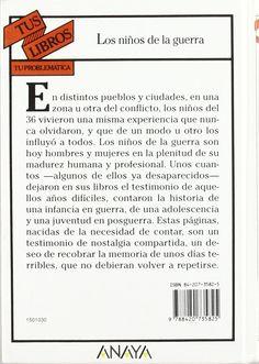 30. Josefina Rodríguez Aldecoa. Los Niños de la Guerra.