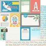 Scrapbook Customs  Tropical Excursions Collection  12 x 12 Double Sided Paper  Aruba  Journal *** Read more  at the image link.Note:It is affiliate link to Amazon. #music