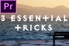 In this video, I will demonstrate 3 different tricks that every editor should know. This viseo wil make you zero to master.I am using Adobe Premiere Pro CC 2018 to show these techniques, tips, and examples.