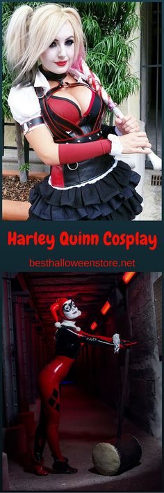 As a popular female additional to the superhero and villain scene, Harley Quinn makes a great character to dress up as for both Halloween and Cosplay. Here are some great ideas for putting together a Harley Quinn cosplay costume this year, with both ready-to-wear and do-it-yourself ideas.